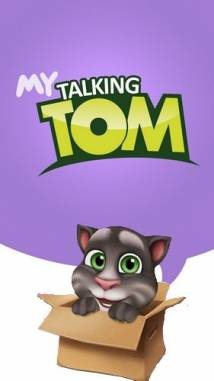 Мой Talking Tom + MOD