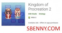 Royaume de Procreation 2 + MOD