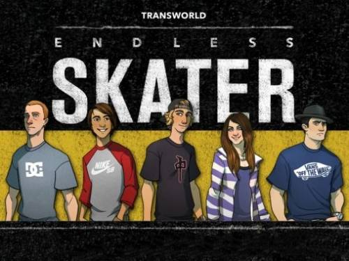 Transworld Endless Skater + MOD