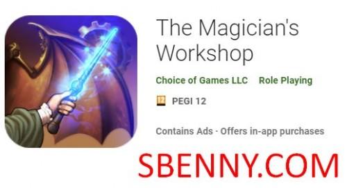 El taller del mago + MOD