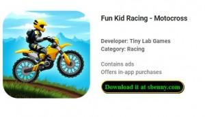 Fun Kid Racing - Мотокросс + MOD
