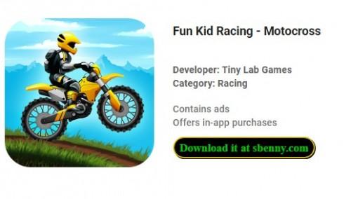 Pjaċir Kid Racing - Motocross + MOD