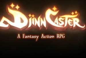 RPG Djinn Caster + MOD