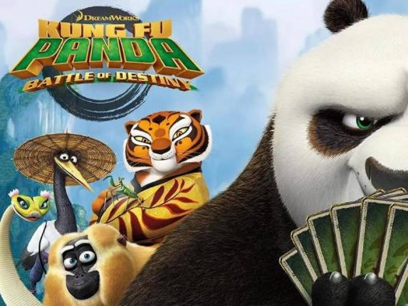 Kung Fu Panda: BattleOfDestiny + MOD