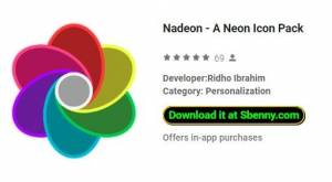 Nadeon - Неон Icon Pack