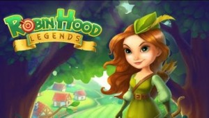 Robin Hood Legends - A Merge 3 Puzzle Game + MOD