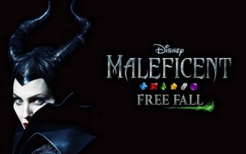 Maleficent Free Fall + MOD