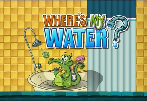 Where's My Water? + MOD