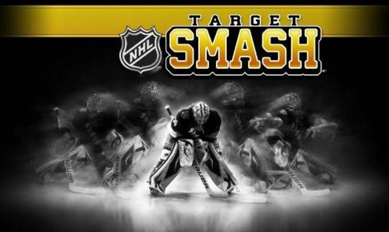 NHL Hockey Target Smash + MOD