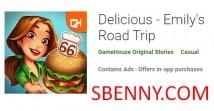 Delicioso - Emily's Road Trip + MOD