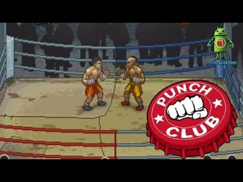 Punch Club - Fighting Tycoon + MOD