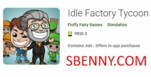 Idle Factory Tycoon + MOD