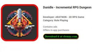 Dunidle - Inkrementeller RPG Dungeon Crawler + MOD