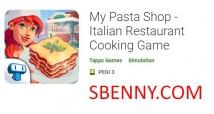 Mi tienda de pasta - Restaurante italiano juego de cocina + MOD