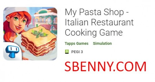 My Pasta Shop - Italian Restaurant Cooking Game + MOD