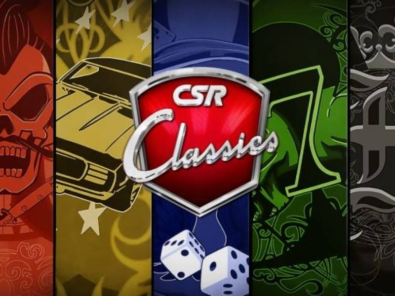 Classics CSR + MOD