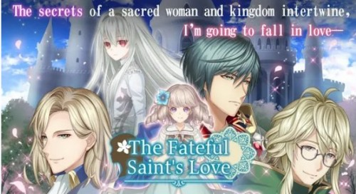 The Fateful Saint's Love - Dating Sim Otome game + MOD