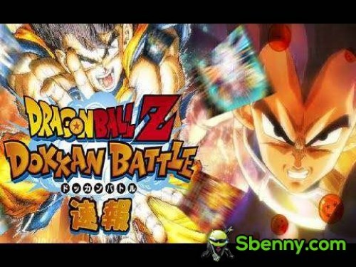 DRAGON BALL Z DOKKAN BATALLA + MOD