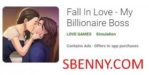 Verliebe dich - Mein Milliardär Boss + MOD