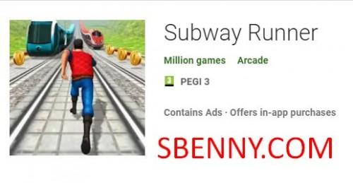 Subway Runner + MOD