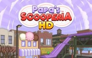 Scooperia HD پاپا