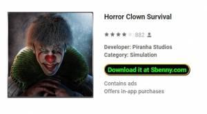 Ужас клоуна выживания + MOD