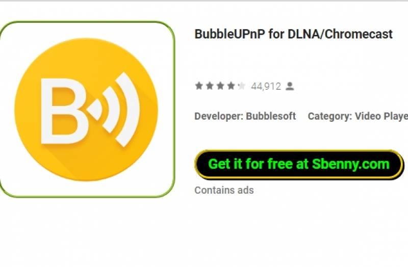 BubbleUPnP для DLNA / Chromecast + MOD