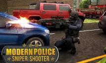 Moderne Sniper Police Shooter + MOD