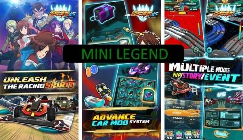 Mini Legend + MOD