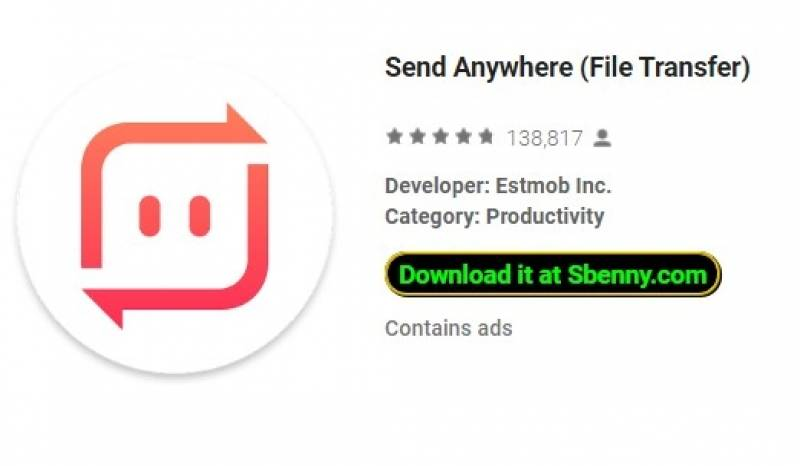 Send Anywhere (File Transfer) + MOD