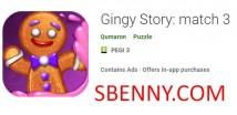 Gingy Story: abbina 3 + MOD