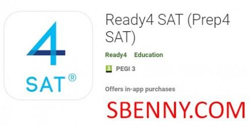 Ready4 SAT (Prep4 SAT) + MOD