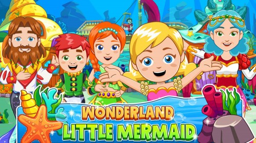 Pays des Merveilles: Petite Sirène