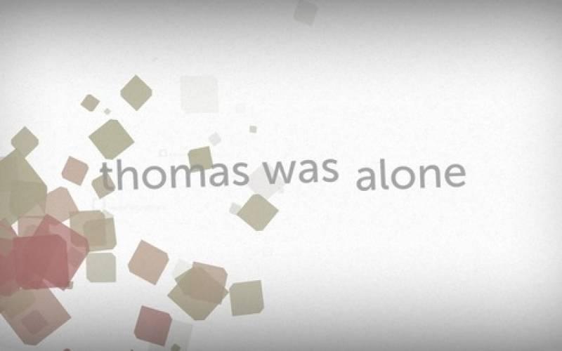 Томас был один