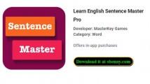 Lernen Sie Englisch Satz Master Pro