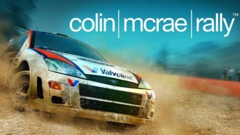 Colin McRae Rally + MOD
