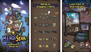 Merge Star: Abenteuer eines Merge Hero + MOD