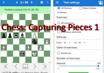 Chess: Capturing Pieces 1 + MOD