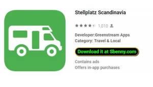 Stellplatz Scandinavie + MOD