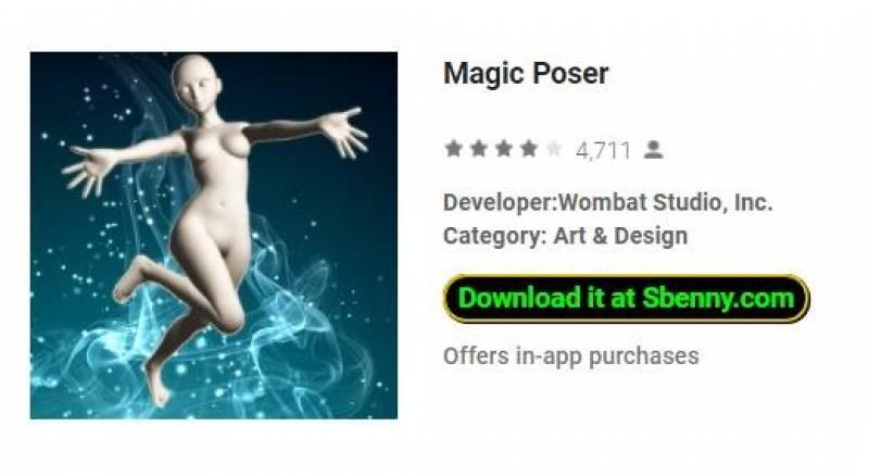 Magic Poser + MOD