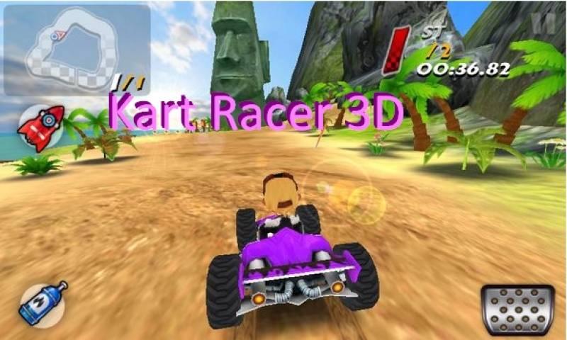 Kart Racer 3D + MOD