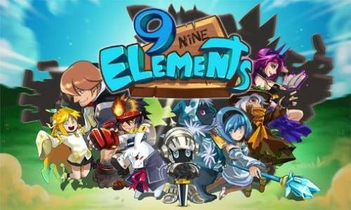 9 Elements : Action fight ball + MOD