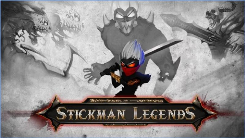 Leġġendi stickman + MOD