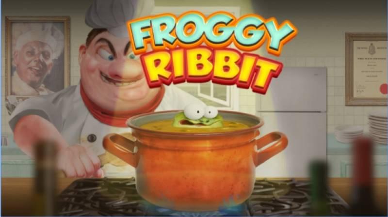 Froggy Ribbit: outrun der Koch + MOD