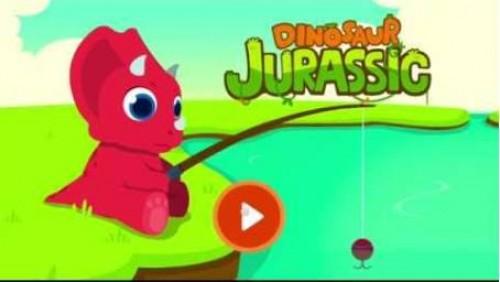 Dinosaur Jurassiku Ħieles + MOD