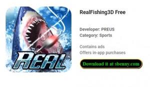 RealFishing3D Free + MOD