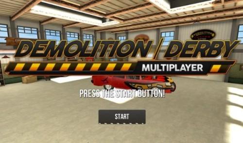 Разрушитель Derby Multiplayer + MOD