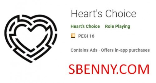 Heart's Choice + MOD
