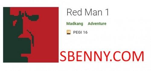مرد قرمز 1
