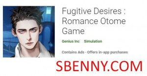 Fugitive Desires : Romance Otome Game + MOD